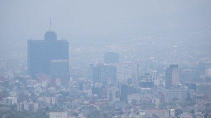 A las 18:00 horas de este miércoles se registró un valor máximo de ozono de 160 ppb en la estación de monitoreo ubicada en el municipio de Tultitlán (Foto: Cuartoscuro)