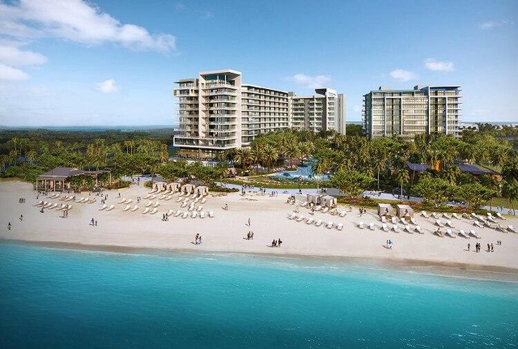 Kimpton Grand Cayman, uno de los tantos desarrollos de la empresa de Dart en las islas del Caribe.