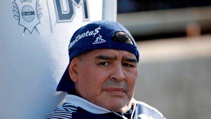 Gustavo Rubio recordó su íntima reunión con Diego Maradona