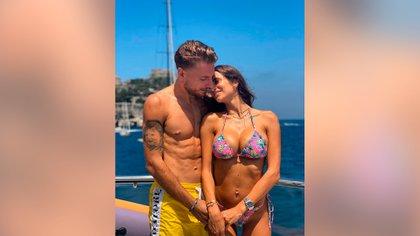 Immobile y Melena se encuentran ahora disfrutando de sus vacaciones en la costa italiana