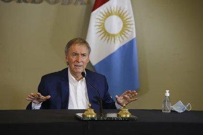 El gobernador cordobés Juan Schiaretti (Hacemos por Córdoba-PJ).
