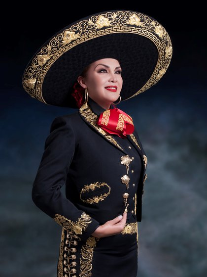 Aida Cuevas ha luchado ante un panorama muy adverso en la industria desde el inicio de su carrera (Foto: EFE/ Agencia MCR)