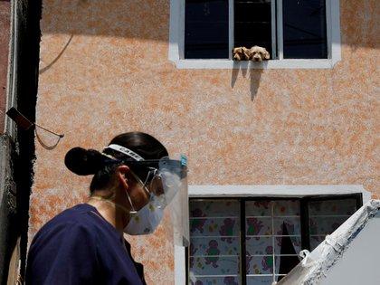 Las autoridades de Salud de México confirmaron 40,400 muertes por y 356,255 contagios acumulados desde que se declaró la pandemia en este país, el 28 de febrero. (Foto: Reuters/Carlos Jasso)