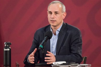López-Gatell aclaró que la carta no había sido por 10 gobernadores como inicialmente se dijo (Foto: Cuartoscuro)