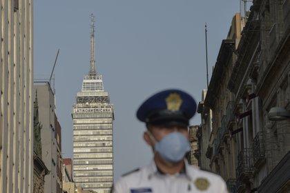 Claudia Sheinbaum realizó un llamado a los ciudadanos a permanecer en casa incluso en el periodo vacacional (Foto: AFP)