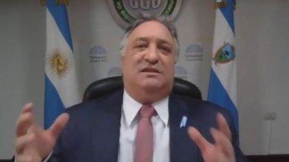 Daniel Lovera justifica la posición del oficialismo en el Senado