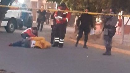 The attack against the journalist occurred before he started a live broadcast (Photo: File)