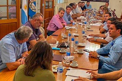 Sergio Uñac anunció hace unos días la reducción de los haberes políticos