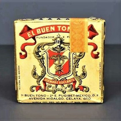 El final de Buen Tono llegó en 1961.