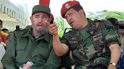La red criminal comenzó con la llegada de Chávez al poder, y recibió el apoyo de la dictadura cubana