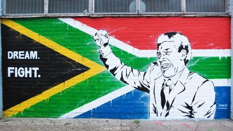 Nelson Mandela se convirtió en un ícono de la lucha contra la segregación racial