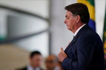 Jair Bolsonaro (REUTERS/Ueslei Marcelino)