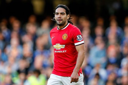 Falcao no pudo brillar en Manchester United (Shutterstock)