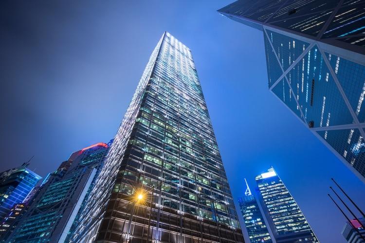 Cheung Kong Center (Shutterstock)