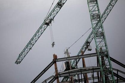 El sector de la construcción también reiniciará actividades  (Foto: Reuters / Andrés Martínez Casares)