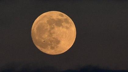 La luna llena llegará a su máximo esplendor entorno de las 03:00 horas (Foto: Reuters)
