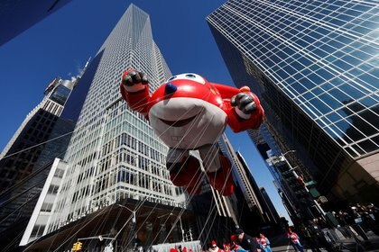Jet de Super Wings (Reuters)