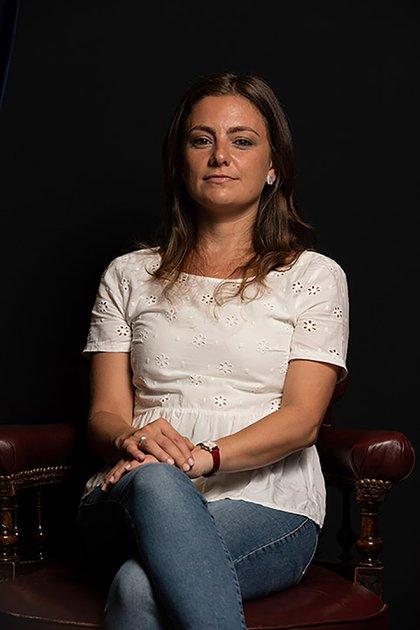 """La diputada kirchnerista Vanesa Siley sería la reemplazante de """"Wado"""" De Pedro si éste se va al Ejecutivo."""
