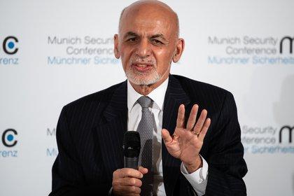 Ashraf Ghani, presidente de Afganistán (Sven Hoppe/dpa)