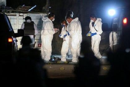 El fiscal descartó que los fallecidos, dedicados a la industria de la construcción, se encuentren vinculados en las excavaciones de las diversas fosas clandestinas halladas en Jalisco (Foto: REUTERS/Fernado Carranza)