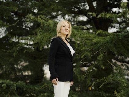 Lorena Bobbitt (Heather Sten/The New York Times)