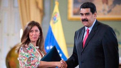 Nicolás Maduro expulsó a Isabel Brilhante Pedrosa, embajadora de la Unión Europea en Venezuela