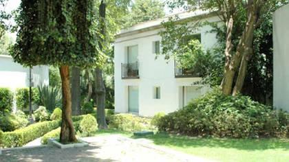 El ex presidente Vicente Fox adecuó la zona de las cabañas en su casa familiar.