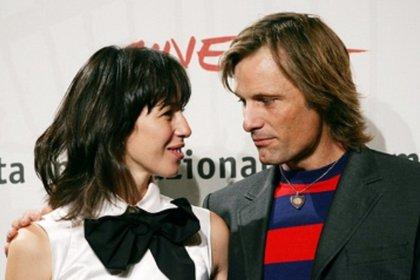 Ariadna Gil y Viggo Mortensen