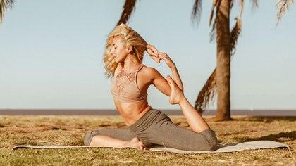 El baile -además del costado lúdico- sirve como entrenamiento físico