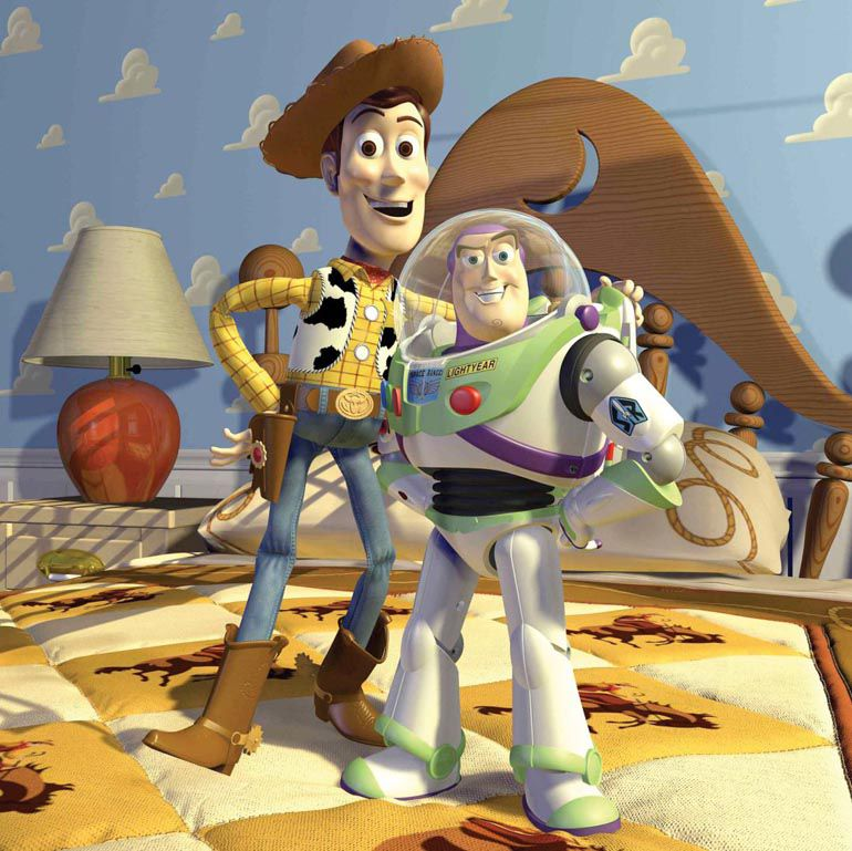 "Póster de ""Toy Story"""