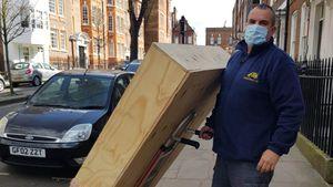 """Emigró a Europa, durmió en la calle y hoy tiene una empresa en Londres: """"Acá trabajo las 24 horas los 7 días de la semana"""""""