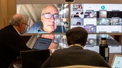 El gobernador bonaerense está preocupado por el crecimiento de casos en el conurbano (Foto: Mariano Sandá)