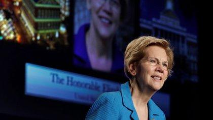 Elizabeth Warren (Reuters)