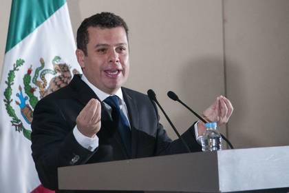 El caso Cruz Azul afecta a Humberto Castillejos, una de las figuras más cercanas a Peña Nieto (Foto: Cuartoscuro)