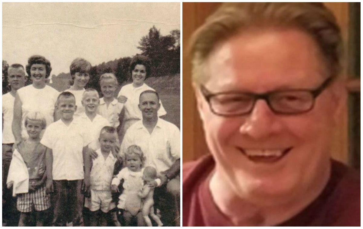 """John era uno de los ocho hermanos de Barbara Corcoran, según dijo ella """"su favorito"""" (Foto: Instagram @BarbaraCorcoran)"""