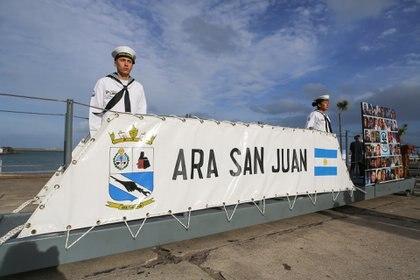 Un día antes del hallazgo se hizo un homenaje en Mar del Plata, al cumplirse un año de la desaparcion (Christian Heit)