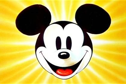 Mickey Mouse nació en 1928, y se convirtió en un éxito a finales de ese año. (Disney)
