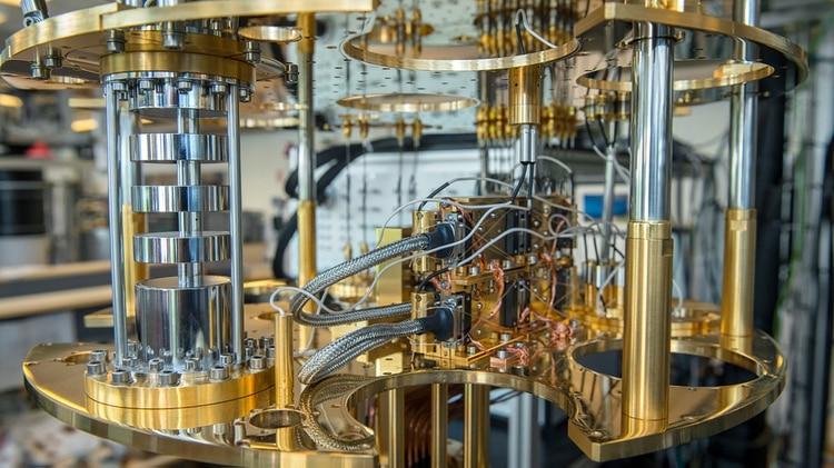 Una computadora cuántica de Microsoft