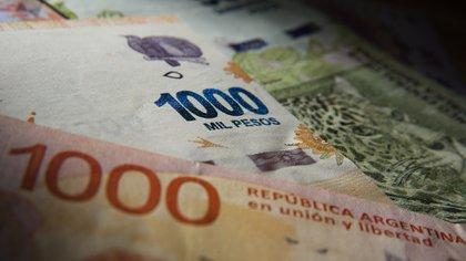 El Banco Central busca dinamizar el mercado de crédito en pesos para el sector productivo a una tasa que desaliente el desvío de fondos al dólar (Adrián Escandar)