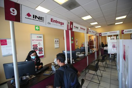 El personal de atención del INE deberá atender a las medidas de higiene dispuestas para evitar la propagación de coronavirus (Foto: INE)