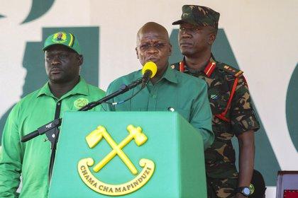 El presidente de Tanzania, John Magufuli, ha negado que la presencia del Covid-19 en su país sea importante.