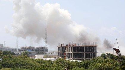 Seis personas murieron en un nuevo atentado terrorista en la capital de Somalía (Reuters)
