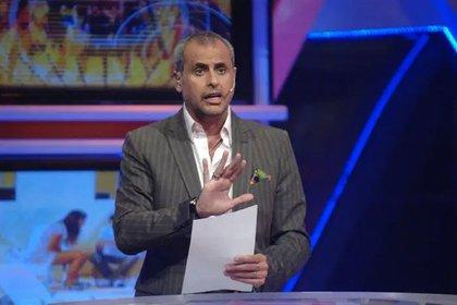 """A partir de 2007, Jorge Rial condujo todas las ediciones de """"Gran hermano"""""""