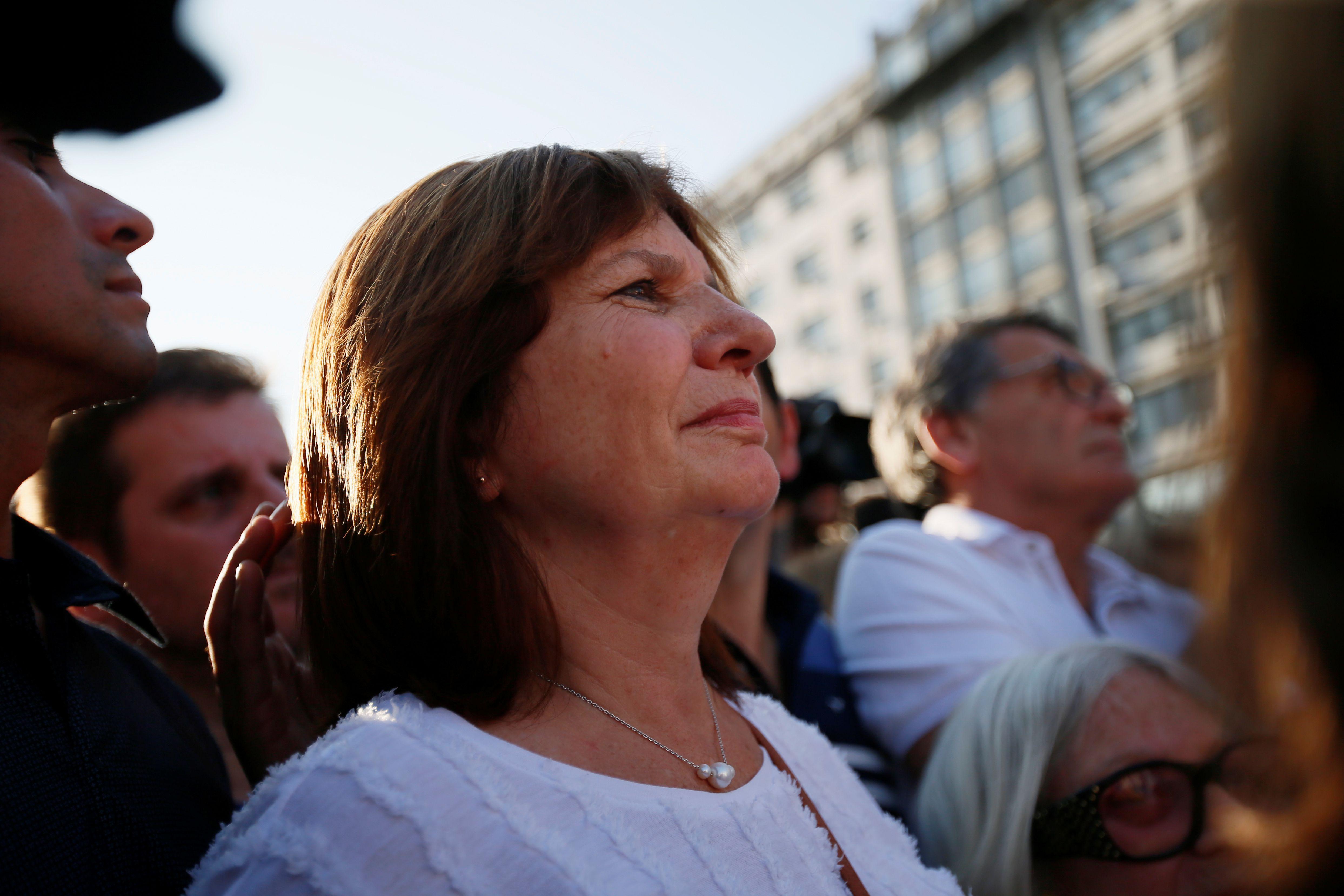 Patricia Bullrich fue una de las principales defensoras del decreto en la anterior gestión (REUTERS/Mariana Greif)