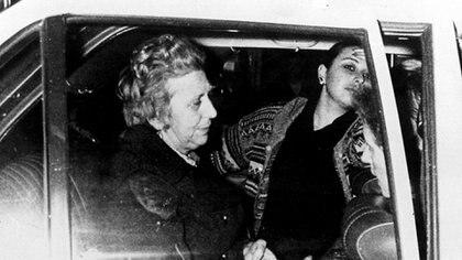 Nélida Bollini de Prado: la empresaria permaneció 32 días secuestrada hasta que fue liberada por la jueza Servini