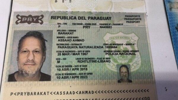 Assad Ahmad Barakat, buscado por la justicia paraguaya es el nexo de Hezbollah en la Triple Frontera