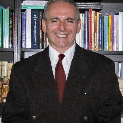 Dr. Edgardo Buscaglia, asesor antimafia, presidente del Instituto de Acción Ciudadana en México y académico senior de la Universidad de Columbia (Foto: Cortesía)