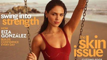 Eiza González: con lonja y viendo mi trasero temblar, me siento más sexy que nunca