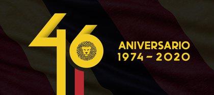 El club de la Universidad de Guadalajara cumplió 46 años de existencia (Foto: Leones Negros)