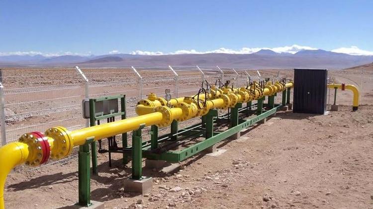 El Gobierno planea un nuevo gasoducto